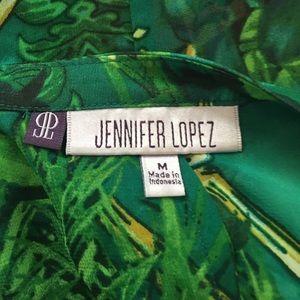 Jennifer Lopez Tops - Jennifer Lopez Cold Shoulder Long Sleeve - Medium